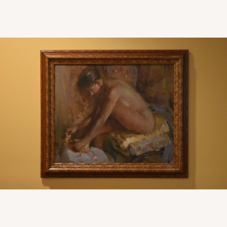 Original Nude Oil Painting - image-3