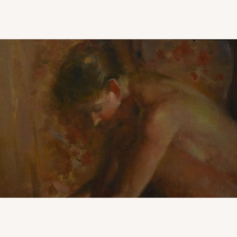 Original Nude Oil Painting - image-2