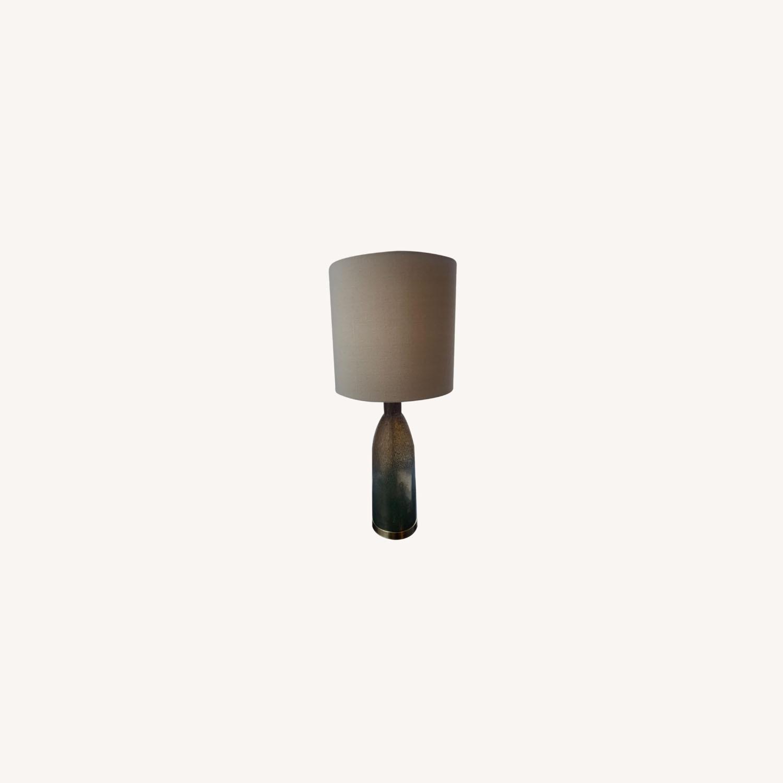 Italian Glass Lamps - image-0