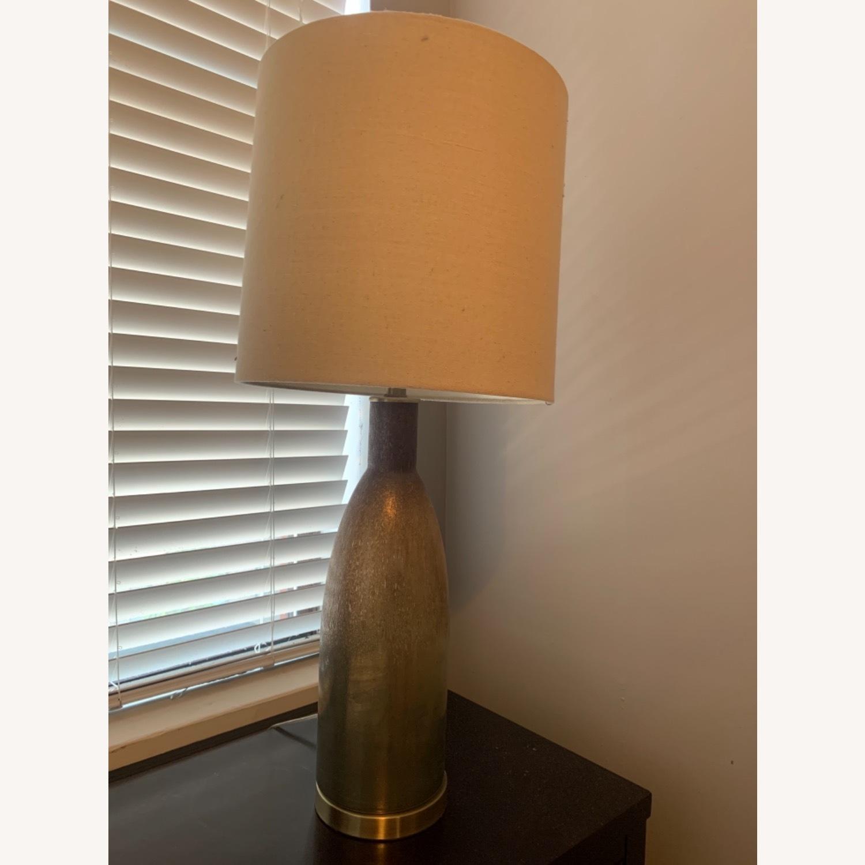 Italian Glass Lamps - image-4