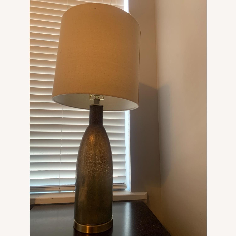 Italian Glass Lamps - image-3