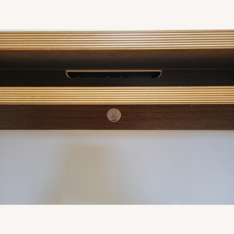 Minimal Wall Desk (walnut) - image-3