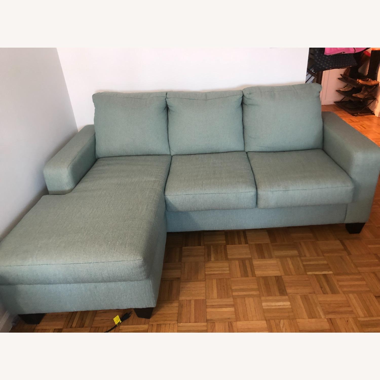 Mercury Row Sectional Sofa - image-1