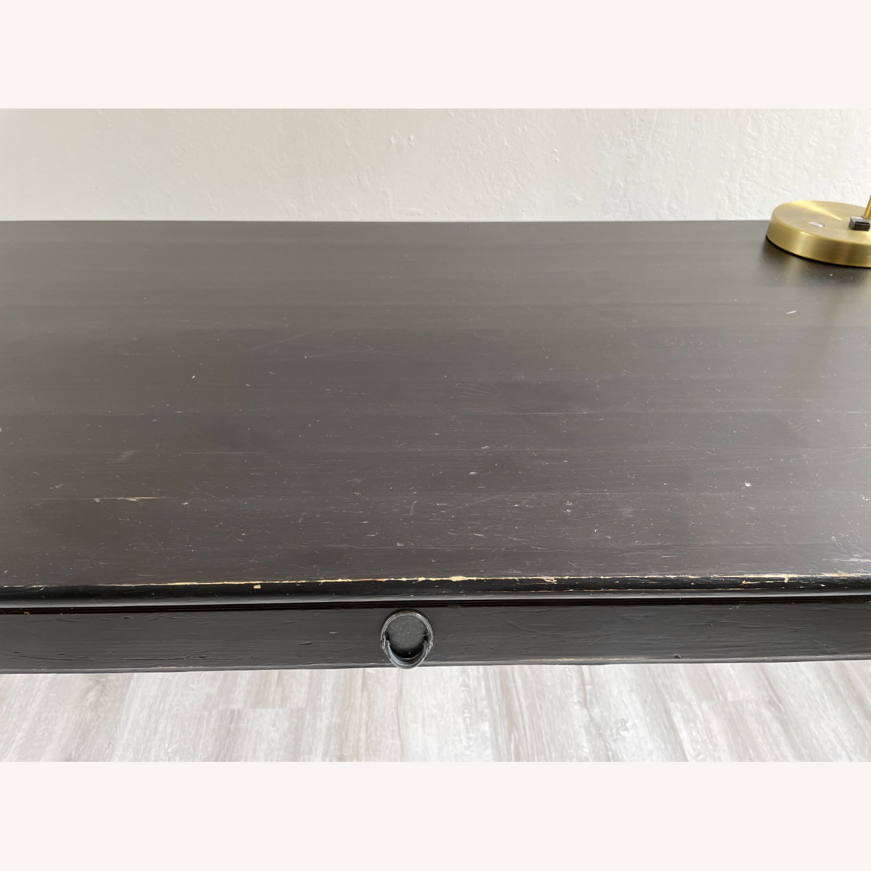 IKEA Black Desk - image-2