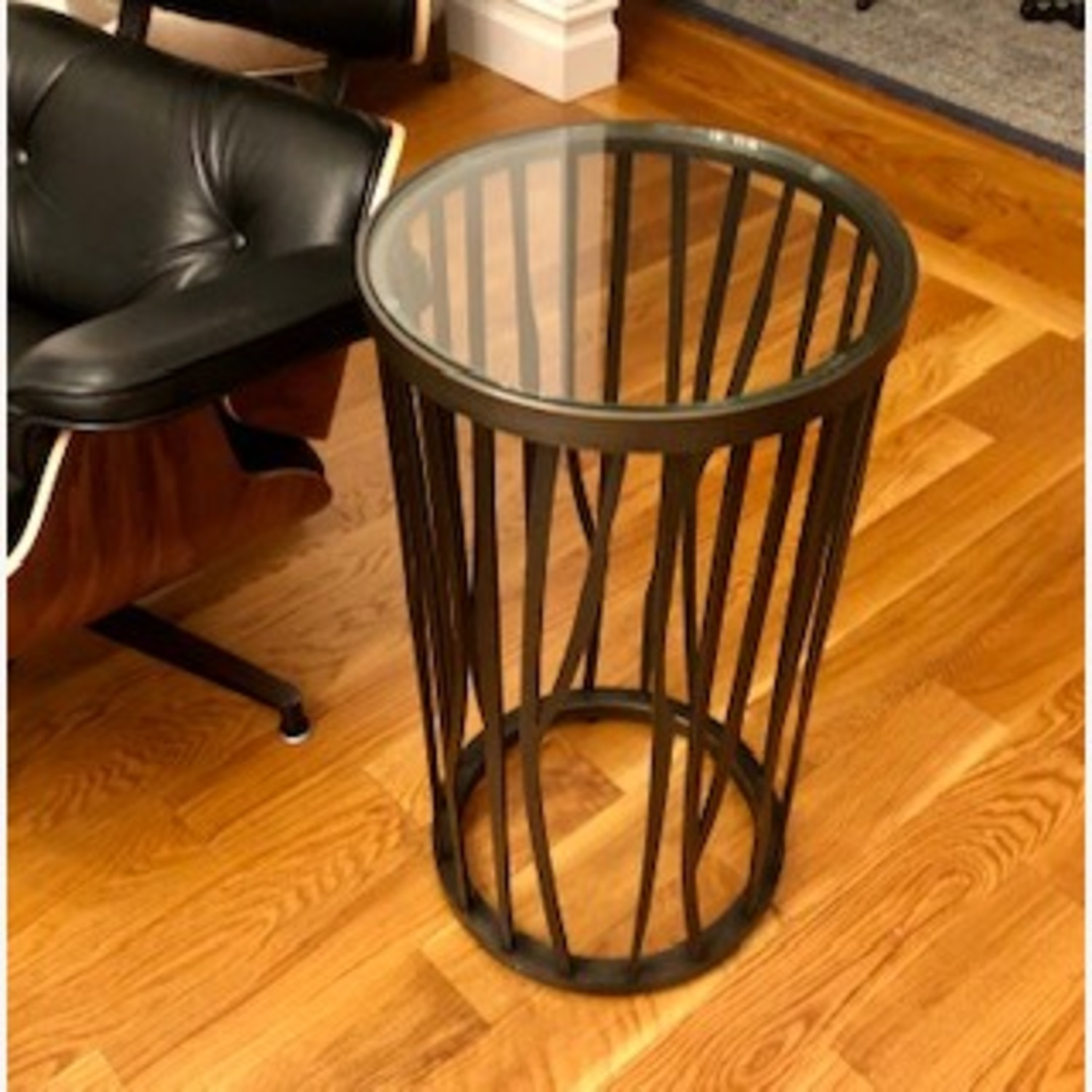 Ethan Allen Accent Table - image-3
