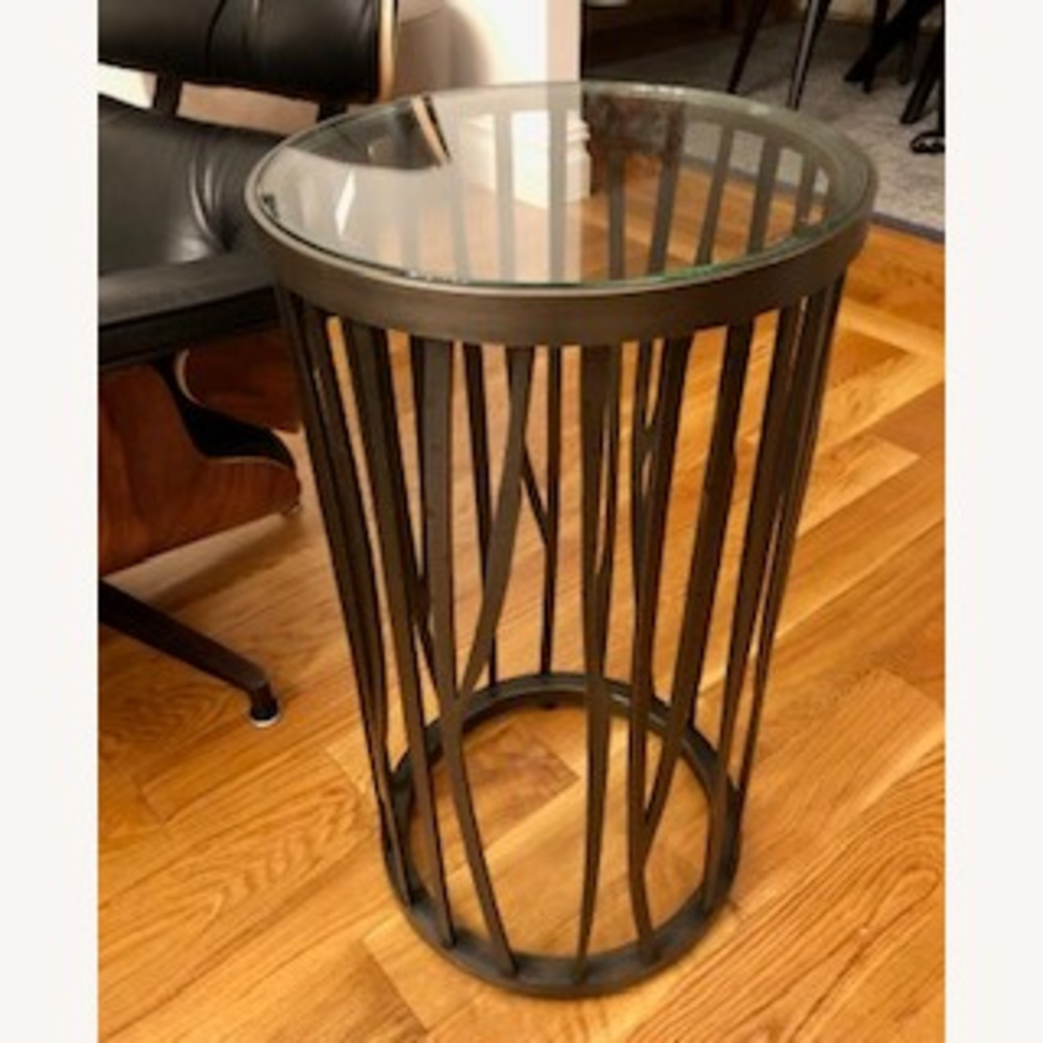 Ethan Allen Accent Table - image-2