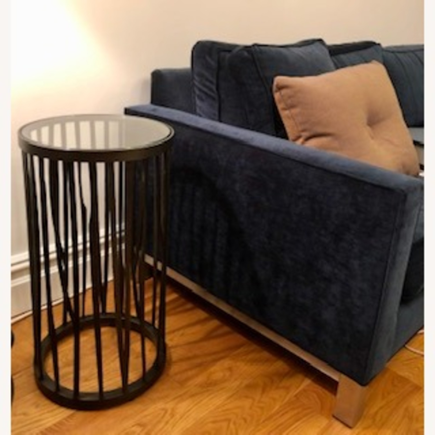 Ethan Allen Accent Table - image-6