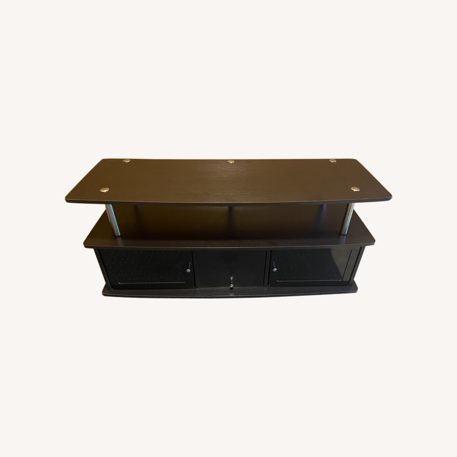 Better Homes and Gardens Expresso 50 Entertainment Center - image-0