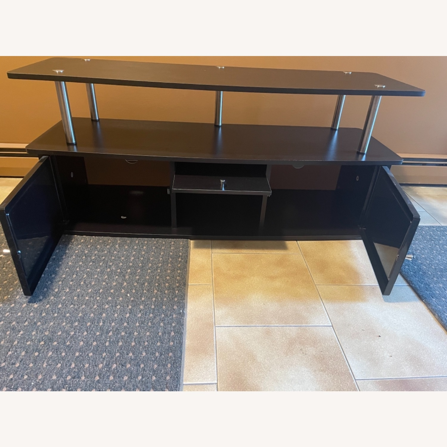 Better Homes and Gardens Expresso 50 Entertainment Center - image-5
