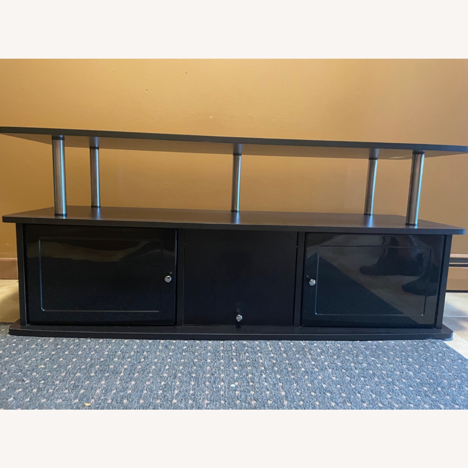 Better Homes and Gardens Expresso 50 Entertainment Center - image-1