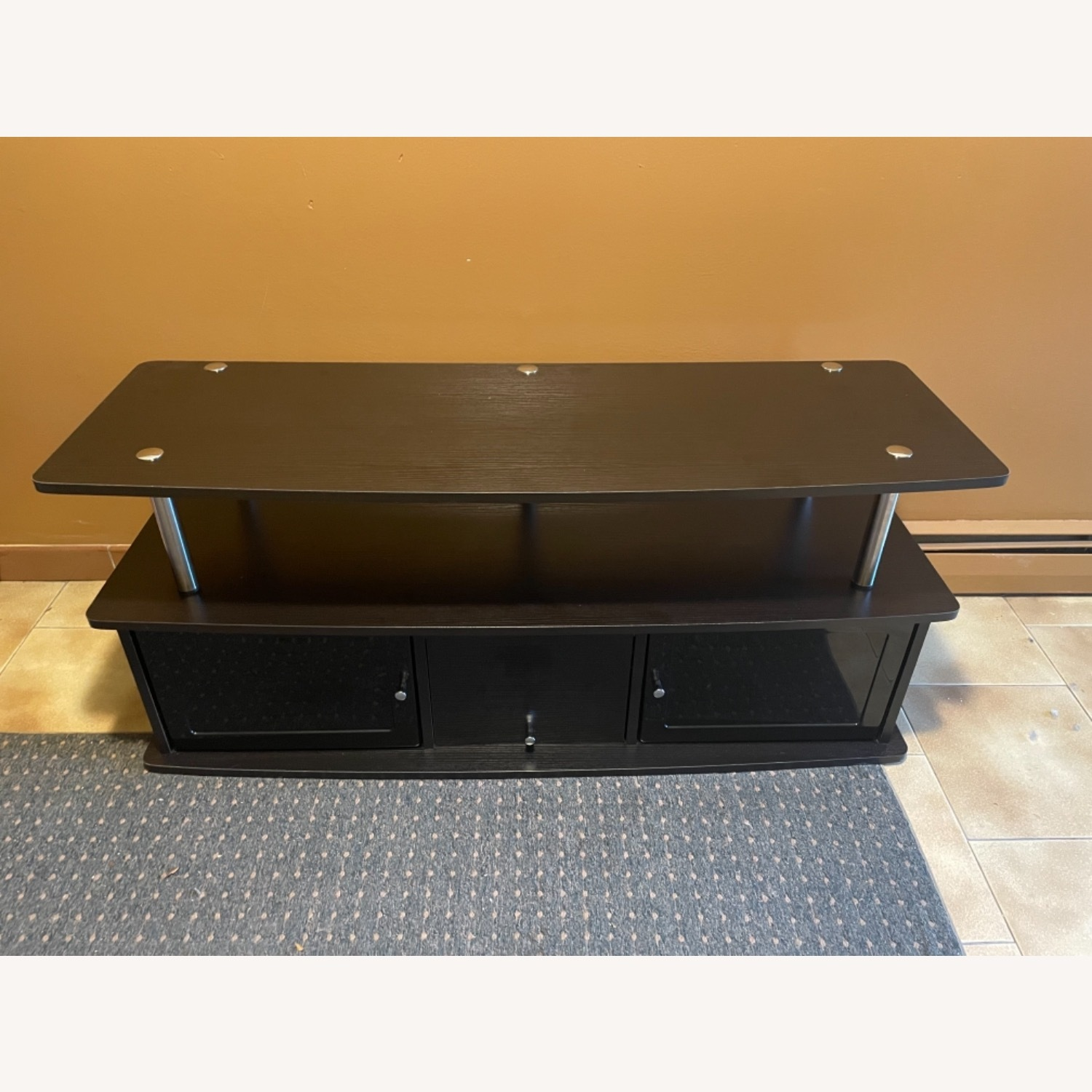 Better Homes and Gardens Expresso 50 Entertainment Center - image-3