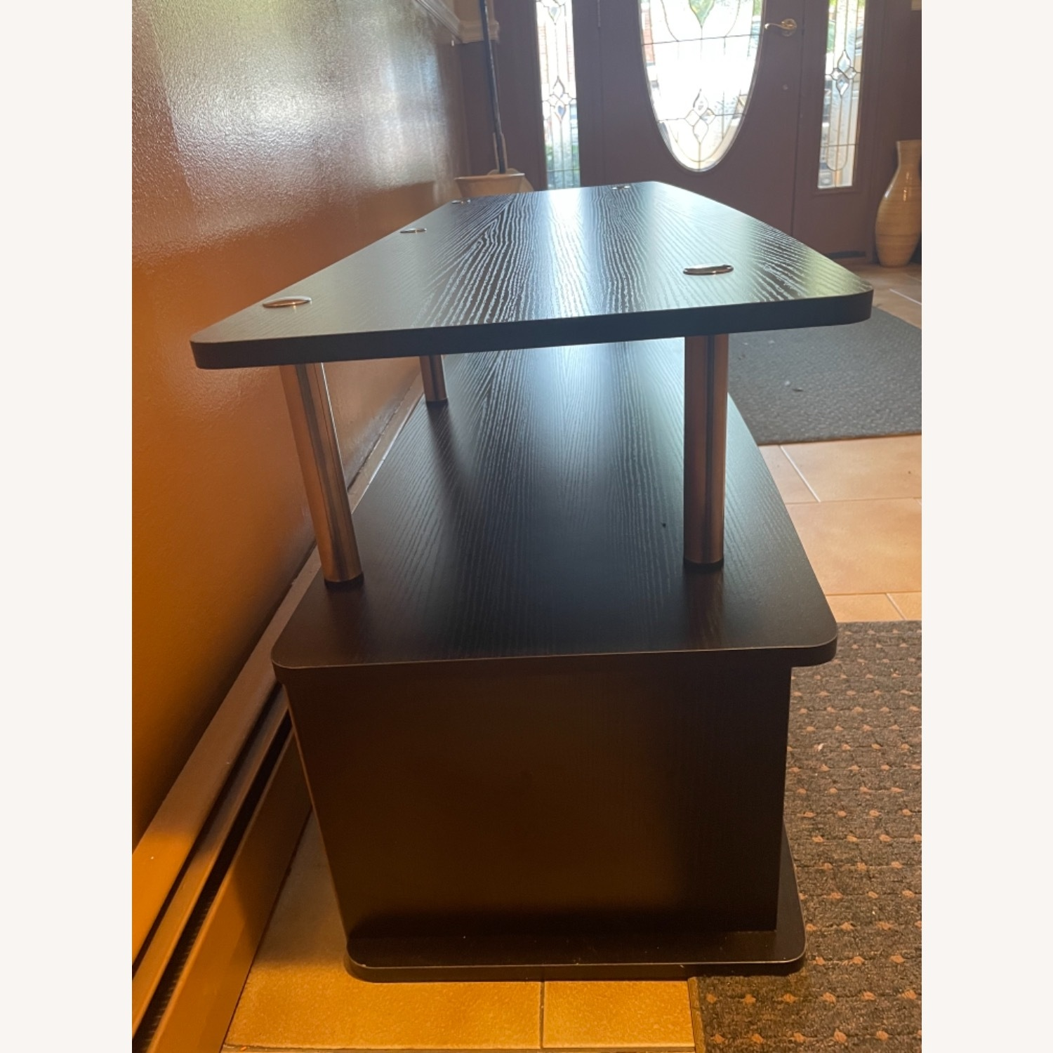 Better Homes and Gardens Expresso 50 Entertainment Center - image-2