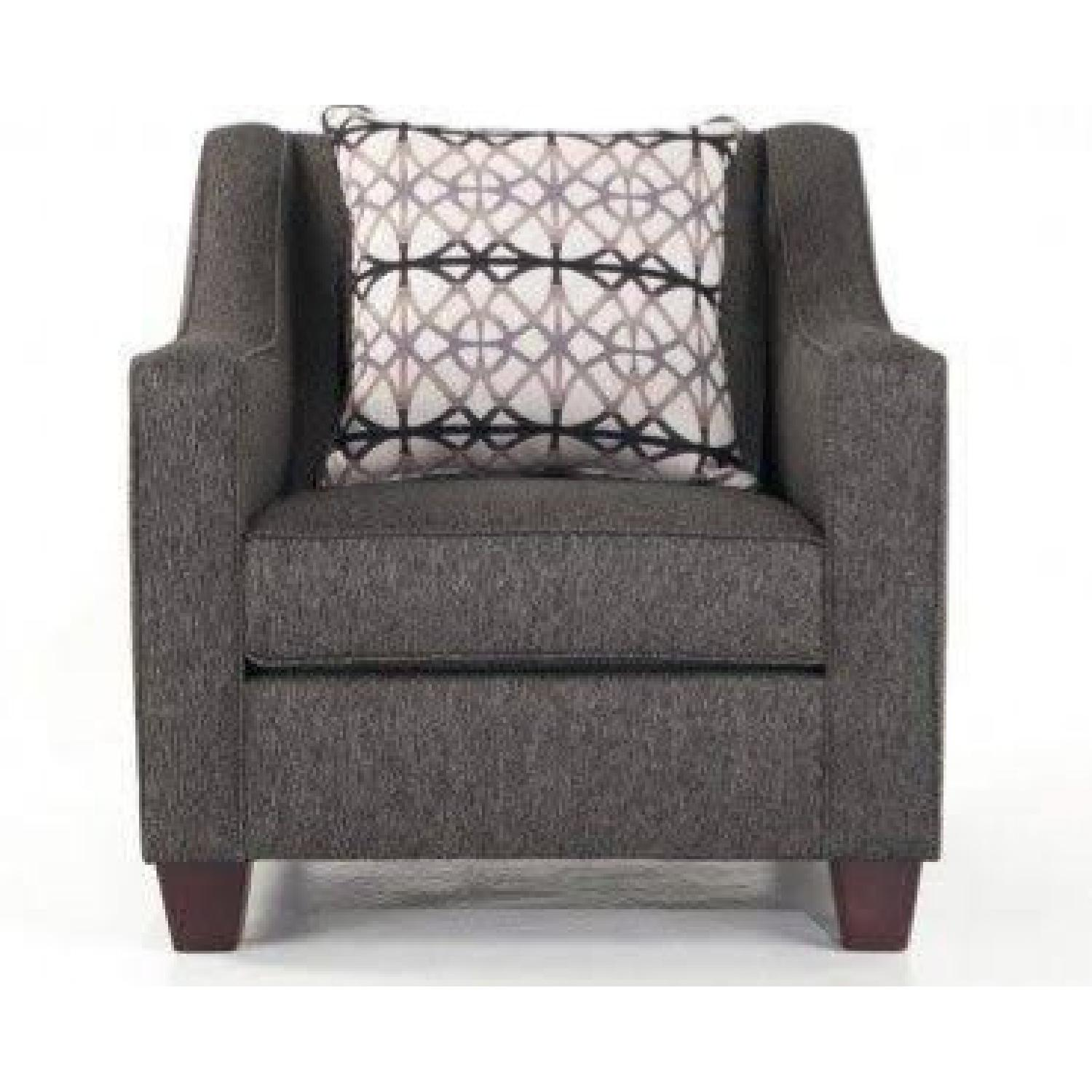 Bobs Discount Caleb Stoked Ash Armchair - image-4