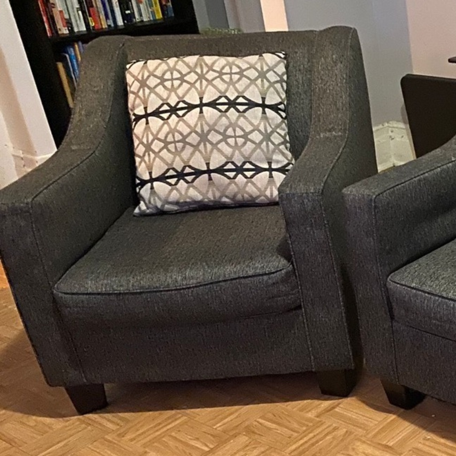 Bobs Discount Caleb Stoked Ash Armchair - image-2