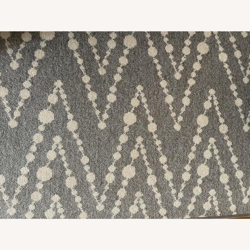 Used Stark Carpets Hippie Beads 12x9 in Grey for sale on AptDeco
