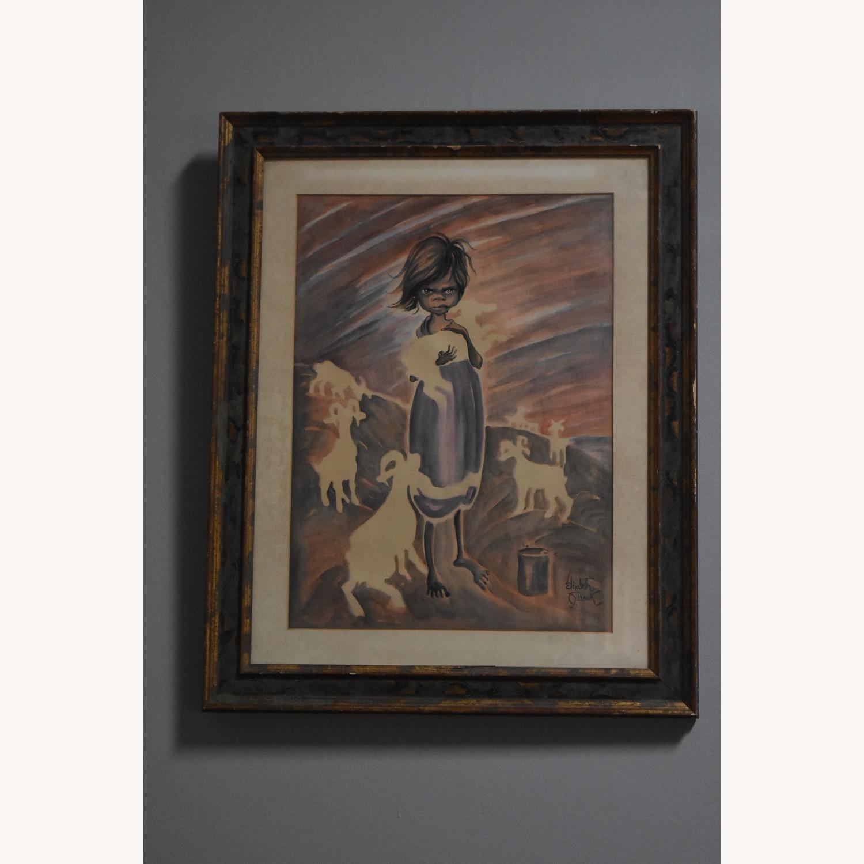 Elizabeth Swank - Original Watercolor Painting - image-6
