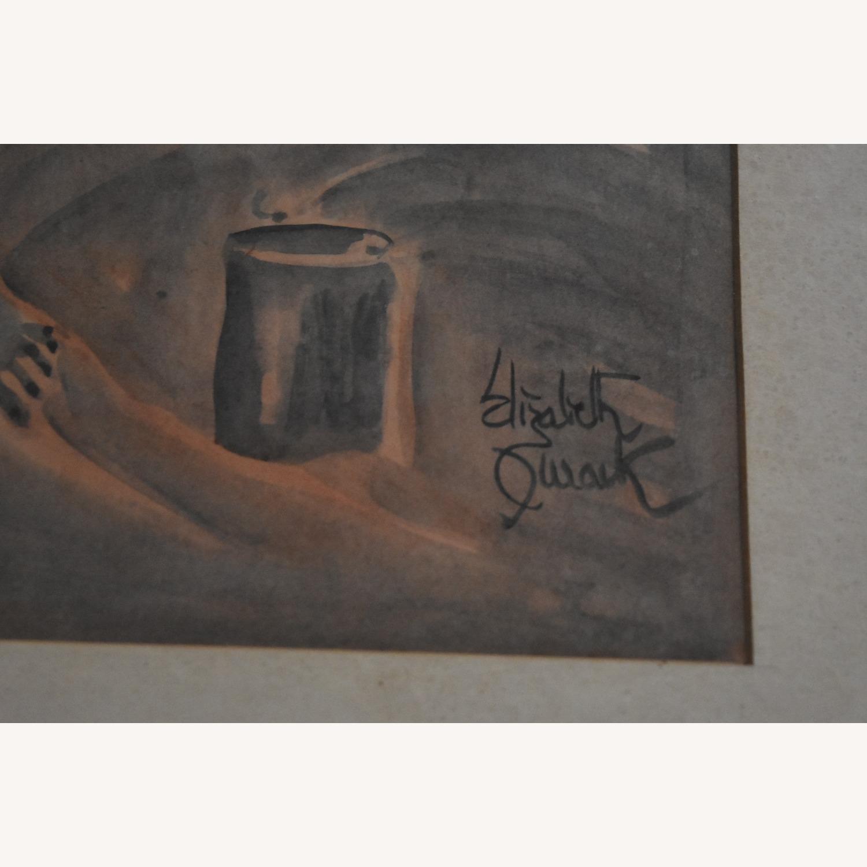 Elizabeth Swank - Original Watercolor Painting - image-8