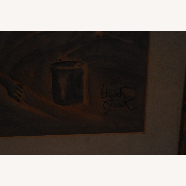 Elizabeth Swank - Original Watercolor Painting - image-4
