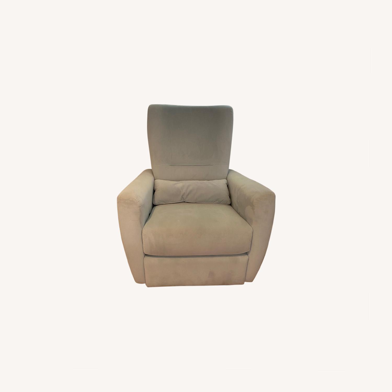 Dutailier Rocking Nursing Chair - image-0