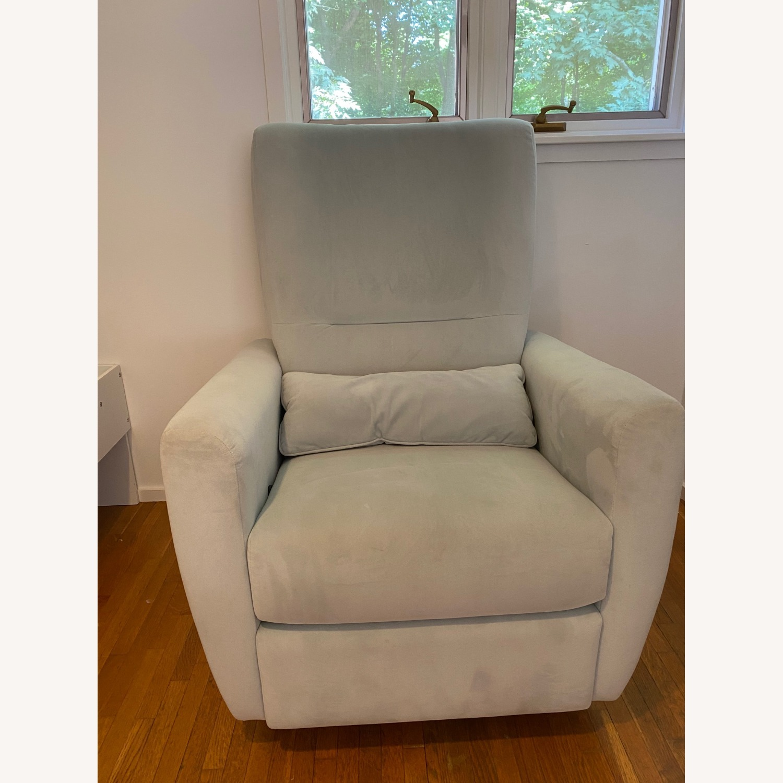 Dutailier Rocking Nursing Chair - image-1