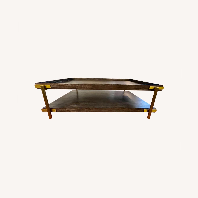 Modern Quality Craftsman Coffee Table - image-0