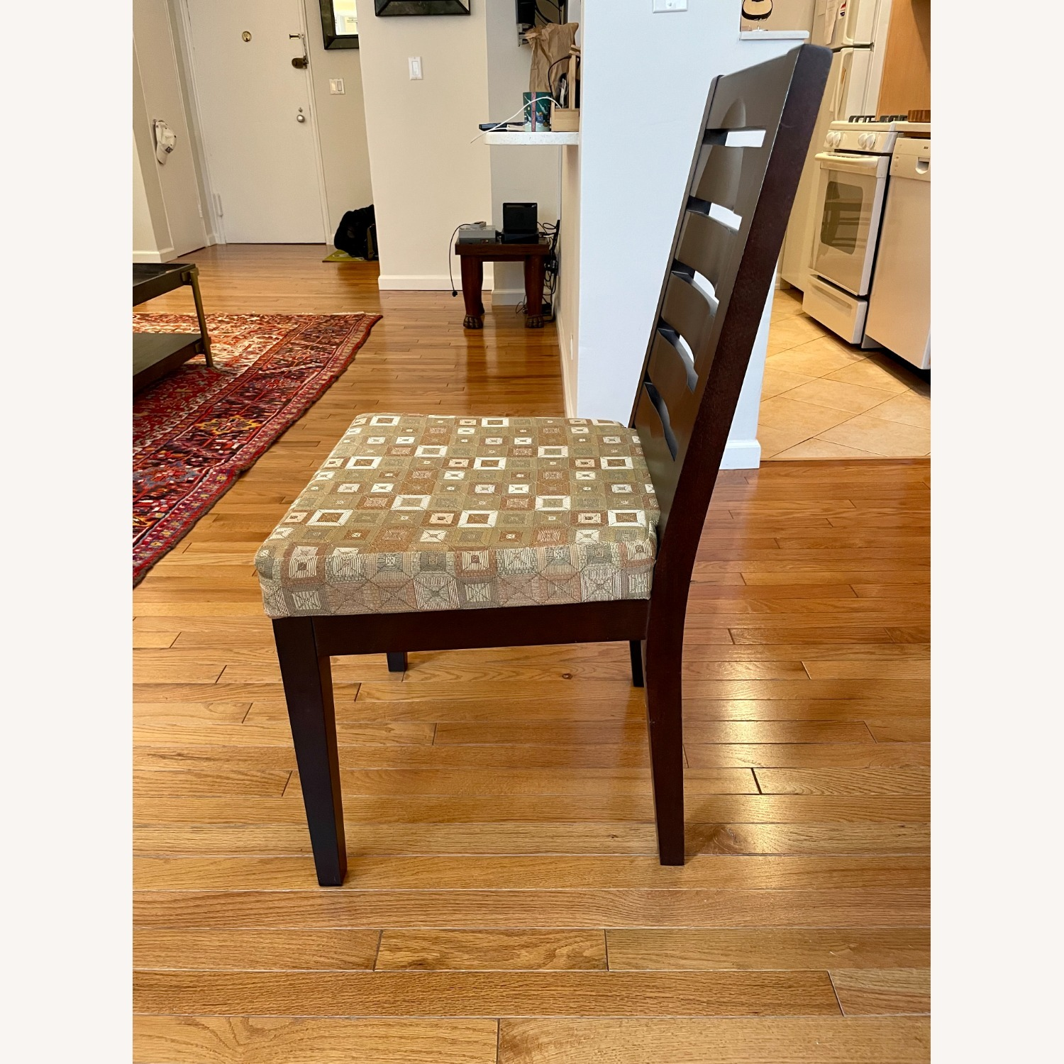 Dining Room Chairs with Modern Cushioning - image-2
