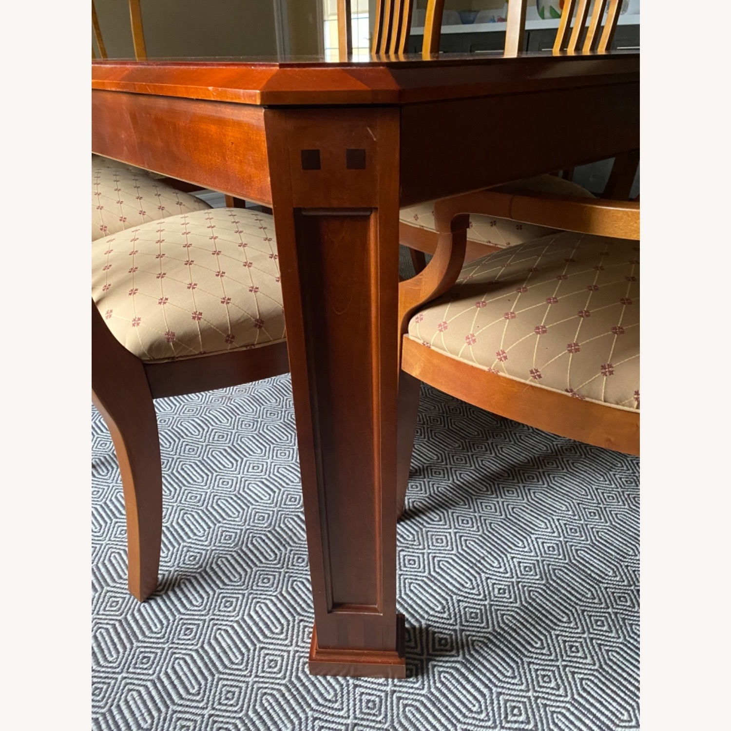 Ethan Allen Dining Table - image-6