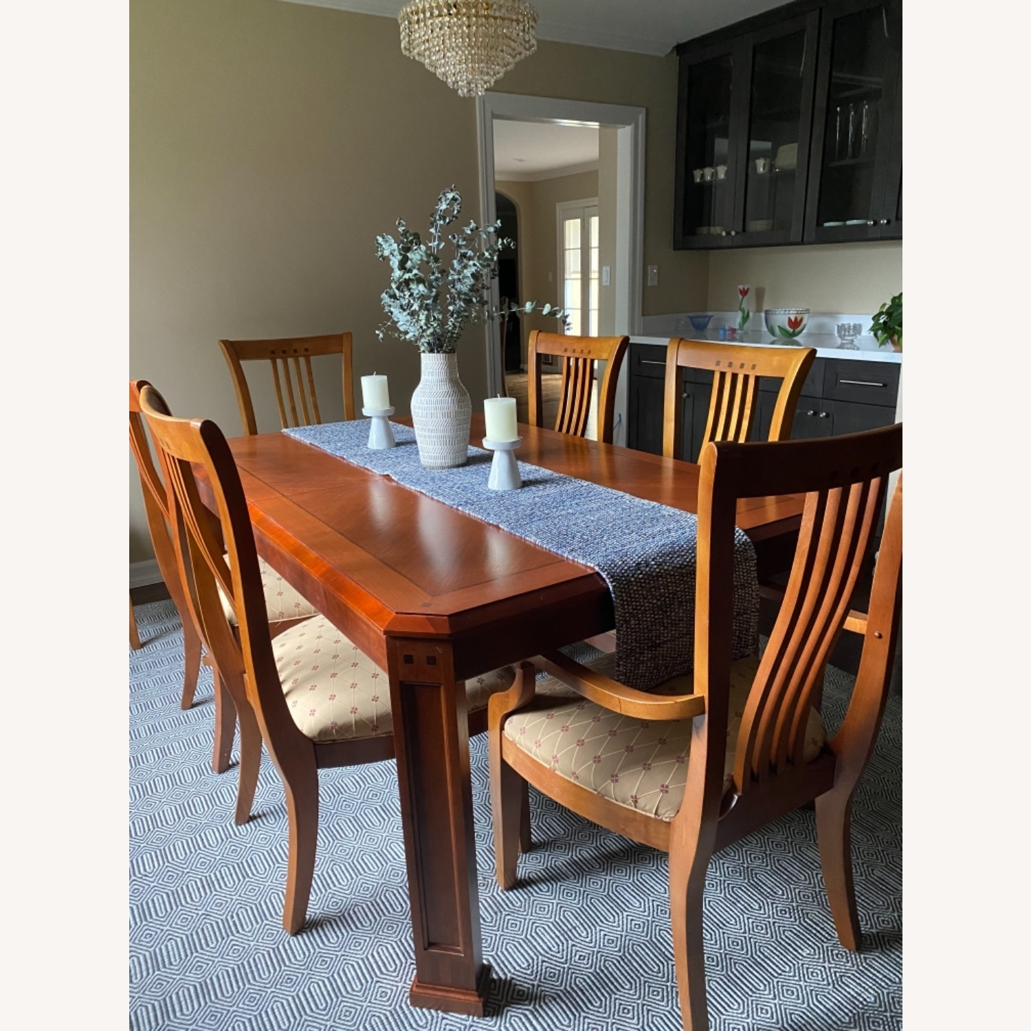 Ethan Allen Dining Table - image-4