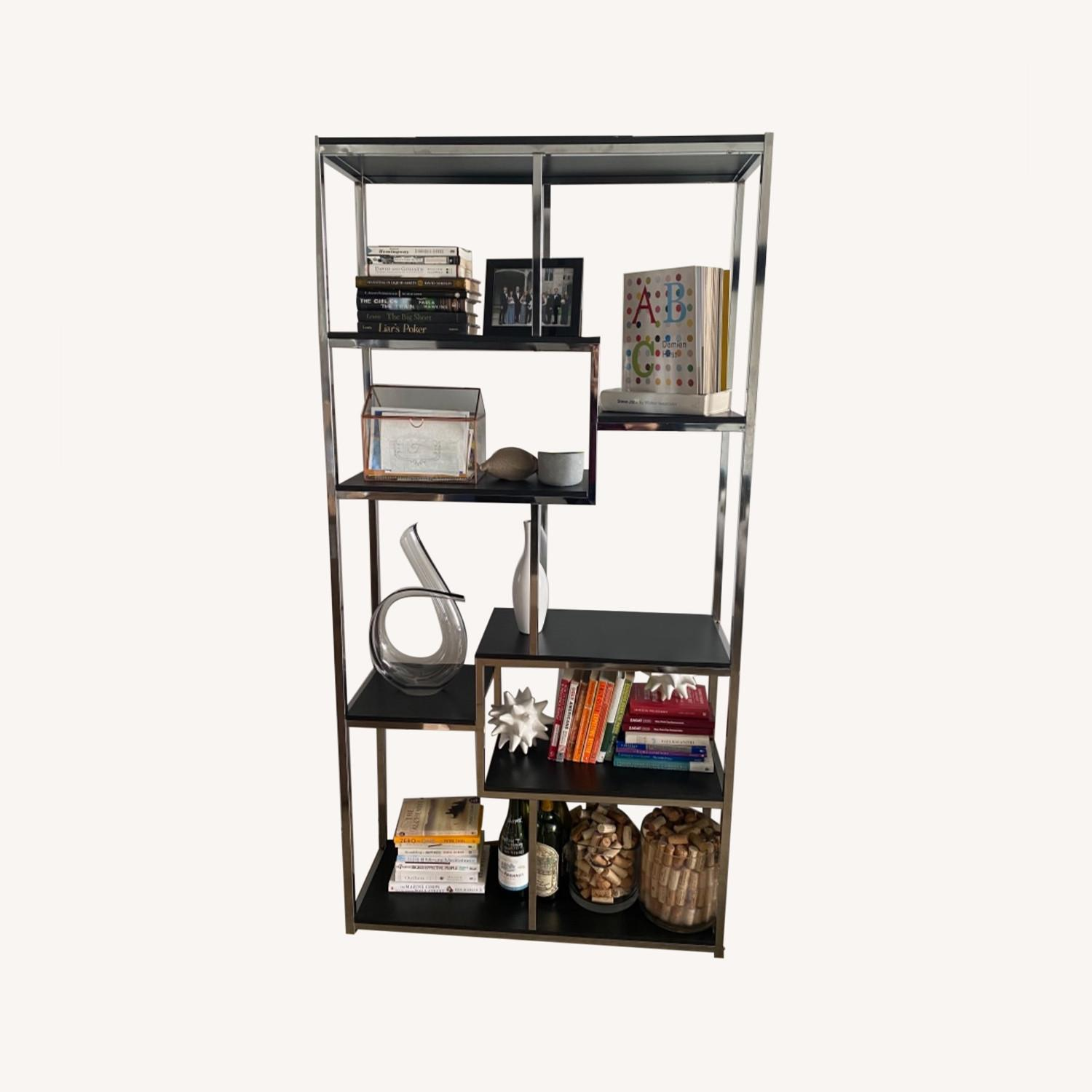 All Modern 71 Metal Bookcase - image-0
