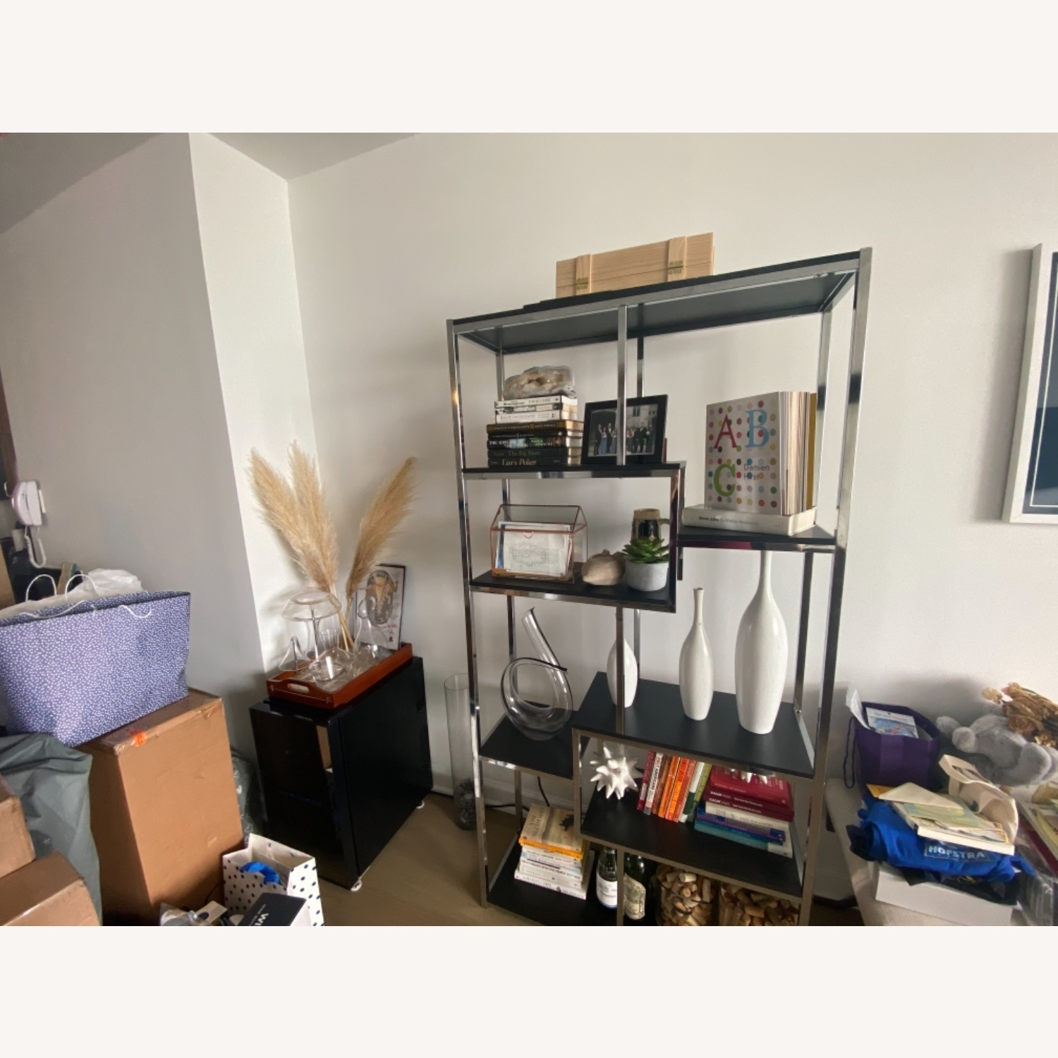 All Modern 71 Metal Bookcase - image-3