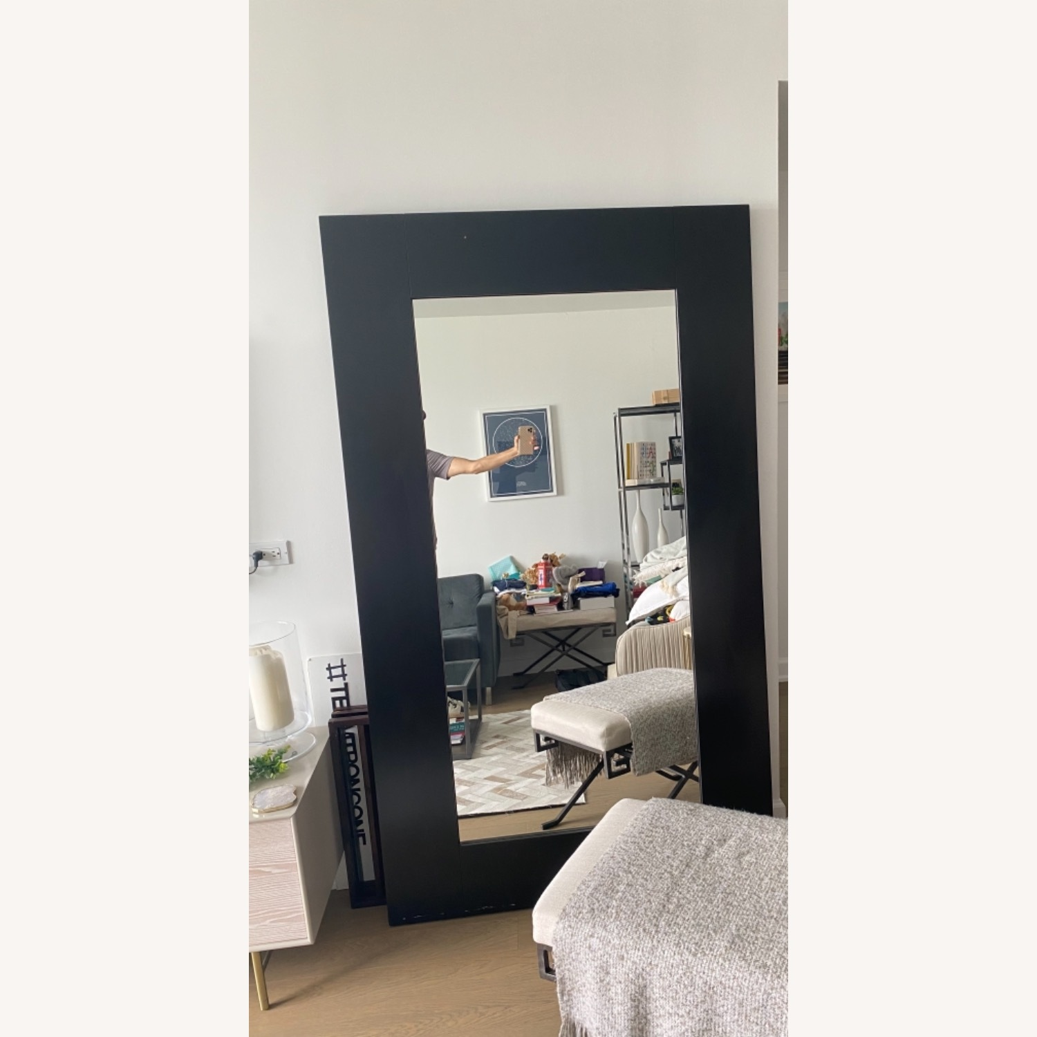 6ft. Wall Mirror - image-1
