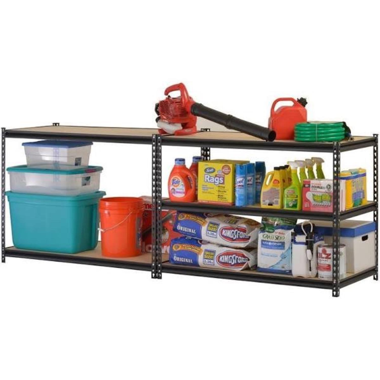 Sandusky Cabinets Bulk Storage Rack (5 Shelves) - image-4