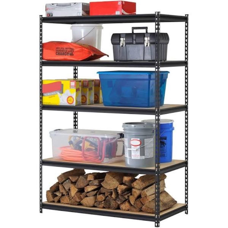 Sandusky Cabinets Bulk Storage Rack (5 Shelves) - image-2