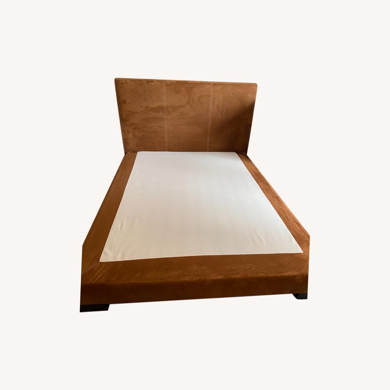 Full Size Platform Bed - image-0