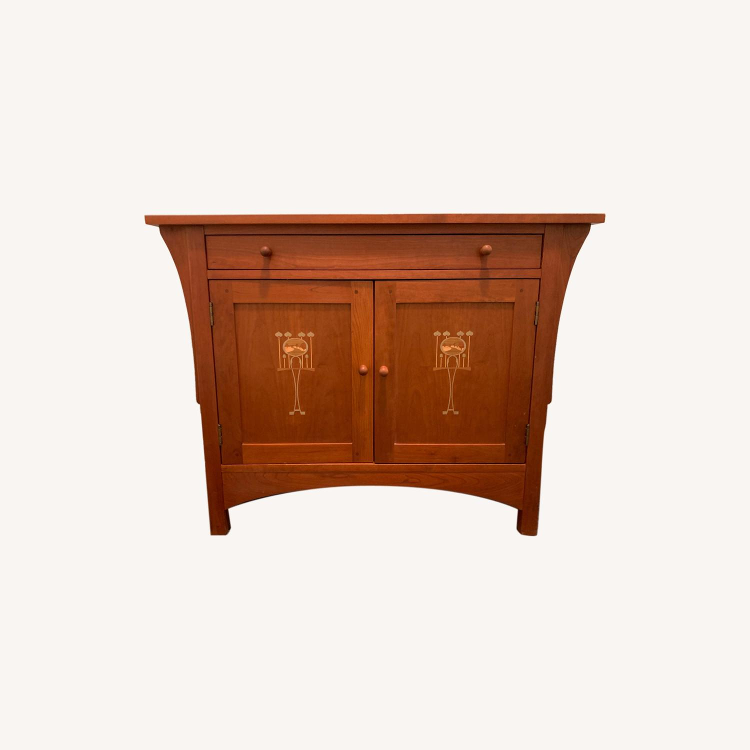 Stickley Brothers Furniture Console - image-0