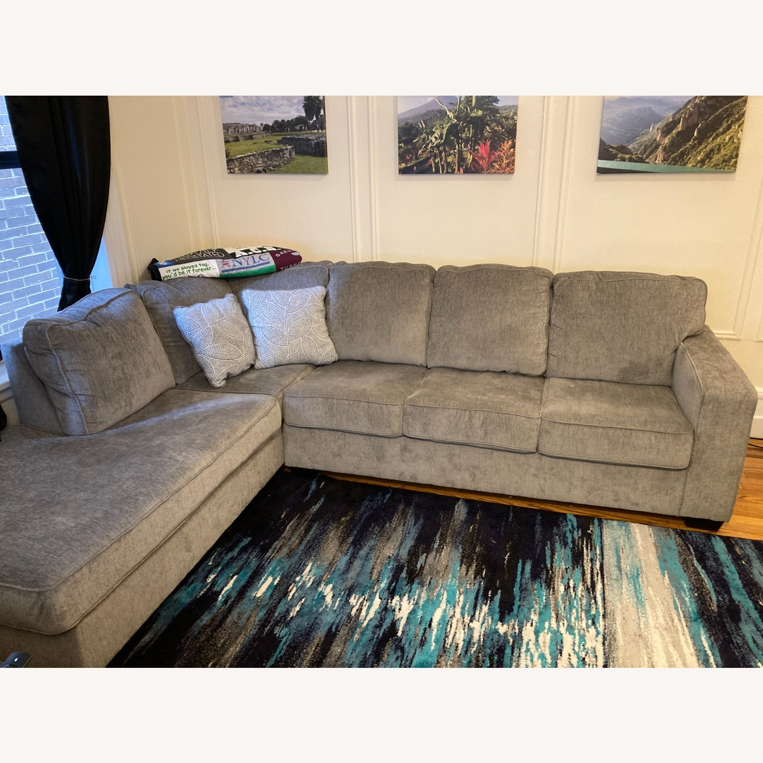 Ashley Furniture Altari 2-Piece Sectional with Chaise - image-1