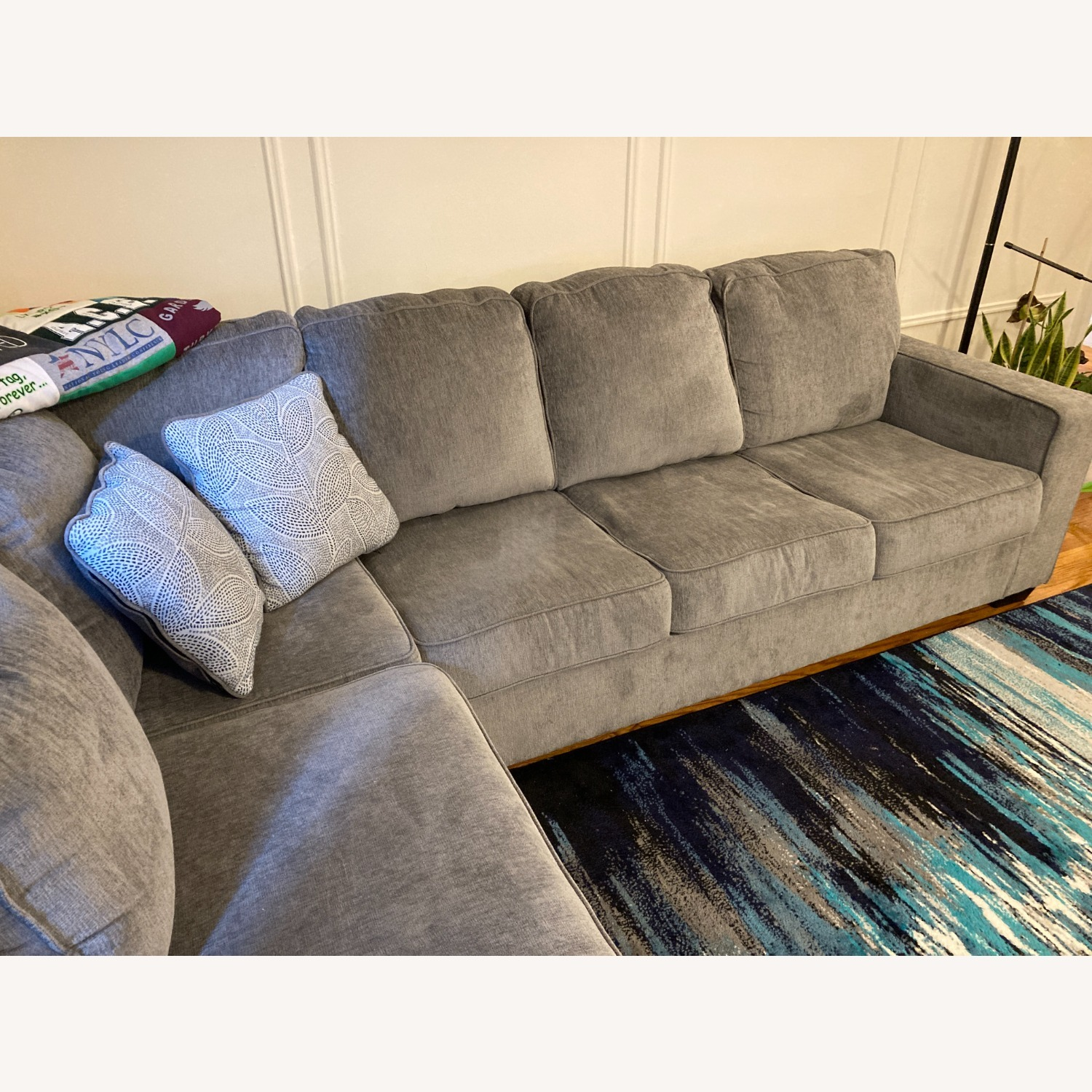 Ashley Furniture Altari 2-Piece Sectional with Chaise - image-2