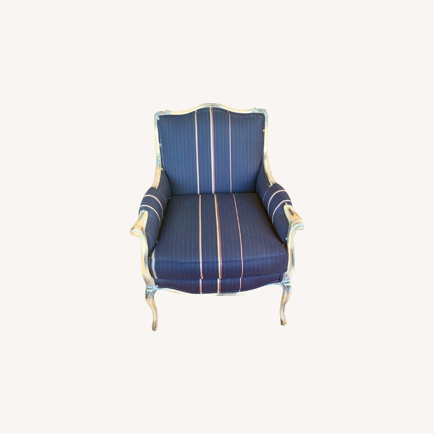 Anthropologie Paul Smith Collection Armchair - image-0