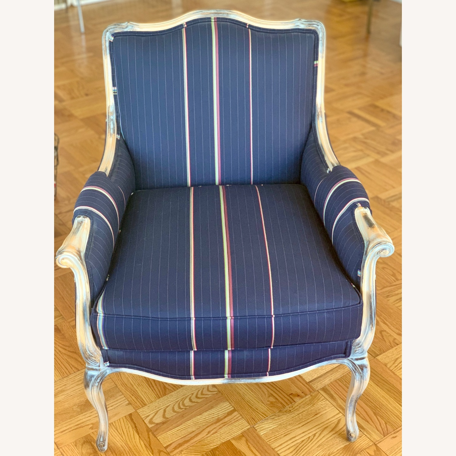 Anthropologie Paul Smith Collection Armchair - image-1