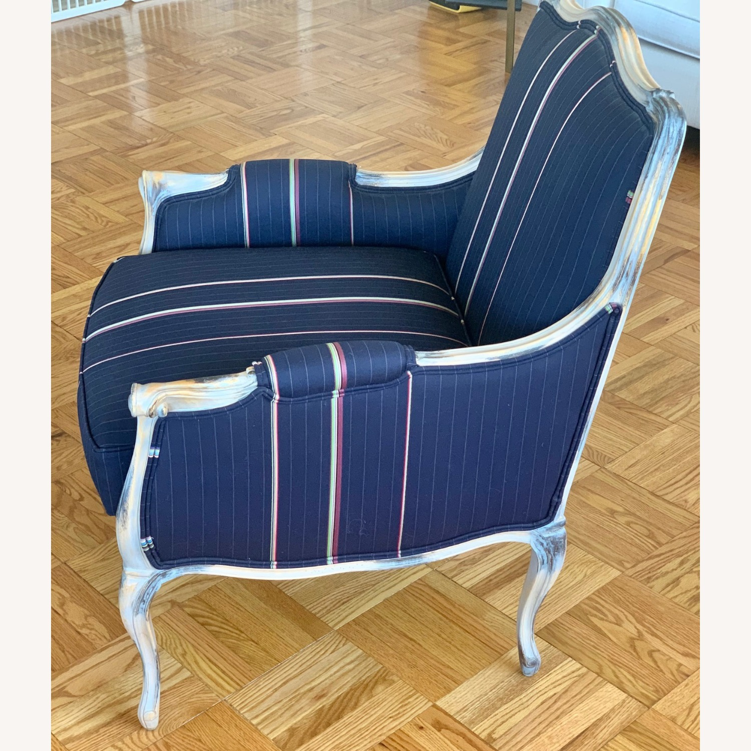 Anthropologie Paul Smith Collection Armchair - image-2