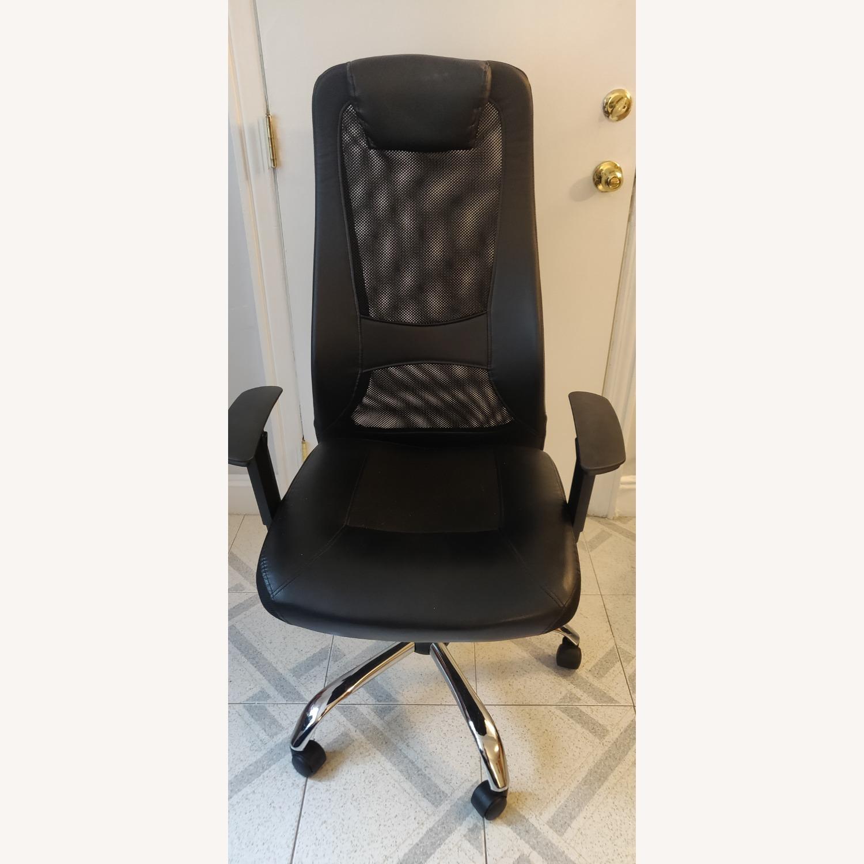High-Back Ergonomic Office Chair - image-1