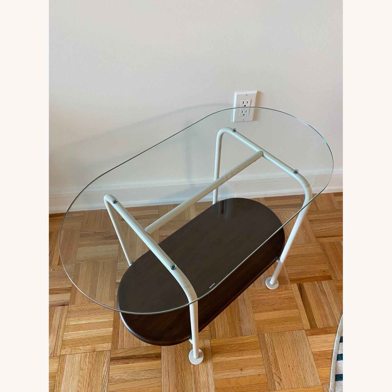 West Elm Ruby Side Table - Haze - image-3