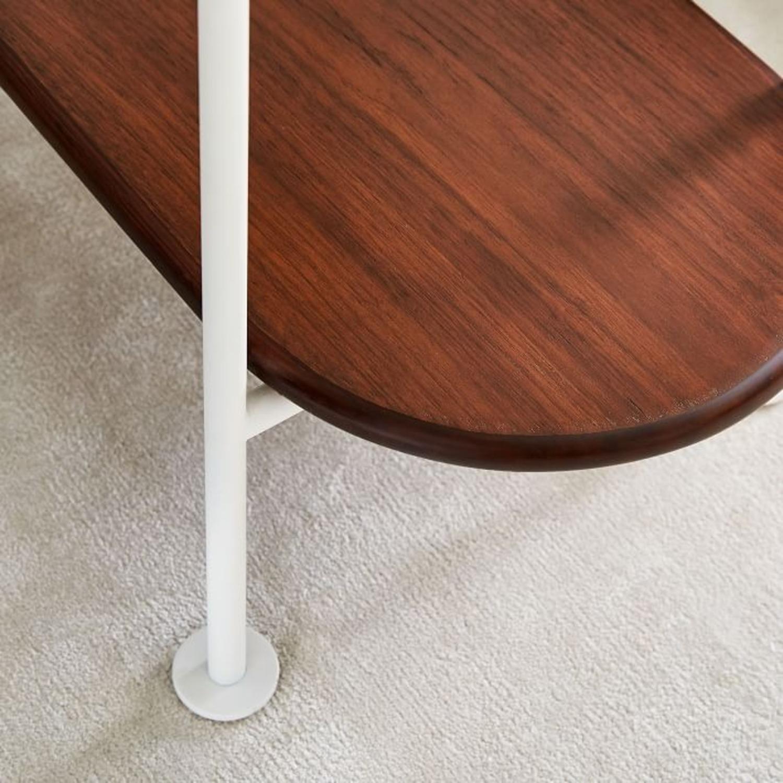 West Elm Ruby Side Table - Haze - image-2
