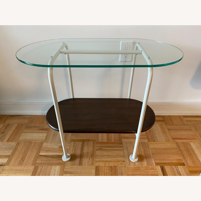 West Elm Ruby Side Table - Haze - image-6