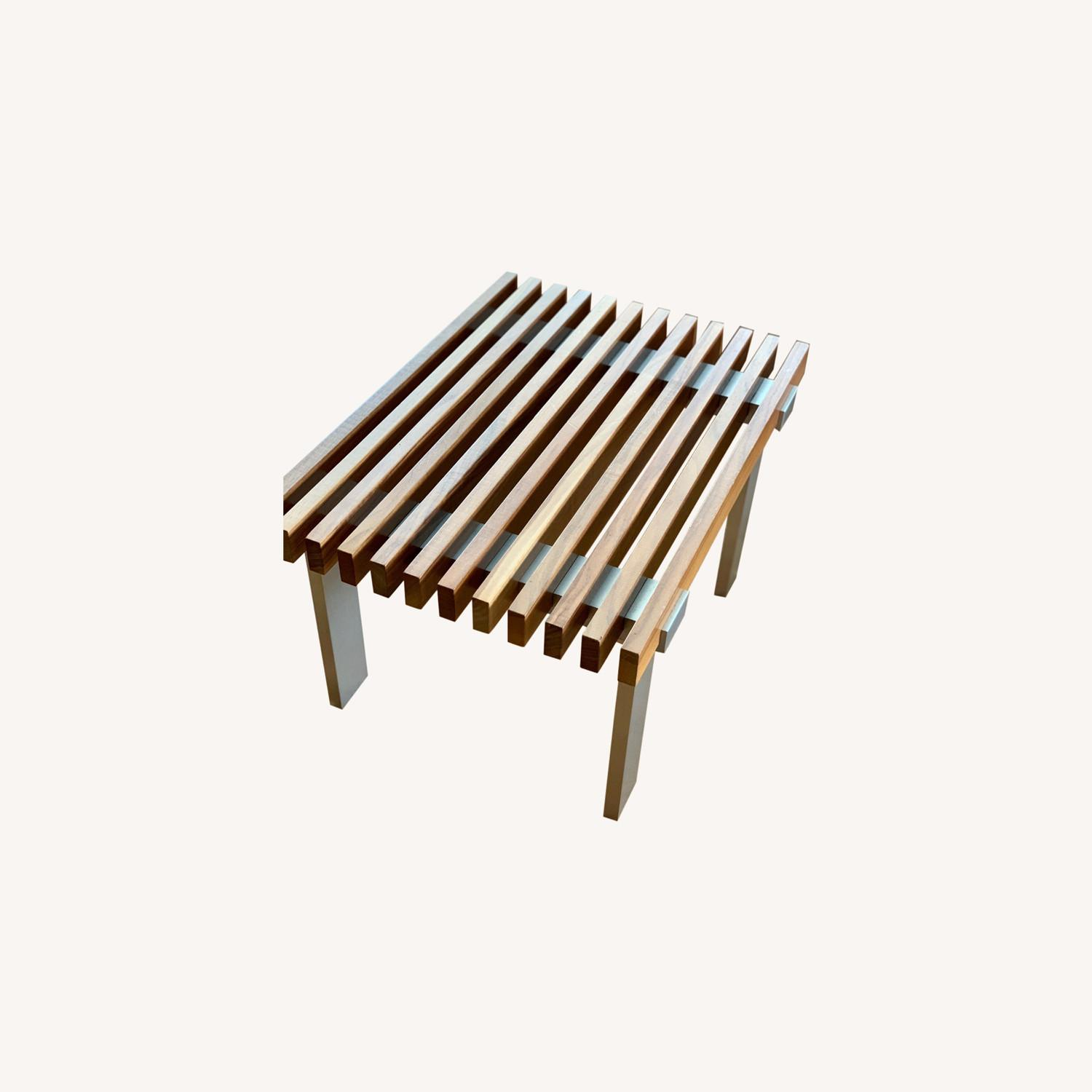 Modernica Case Study Furniture Museum Bench - image-0