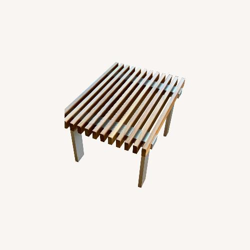 Used Modernica Case Study Furniture Museum Bench for sale on AptDeco