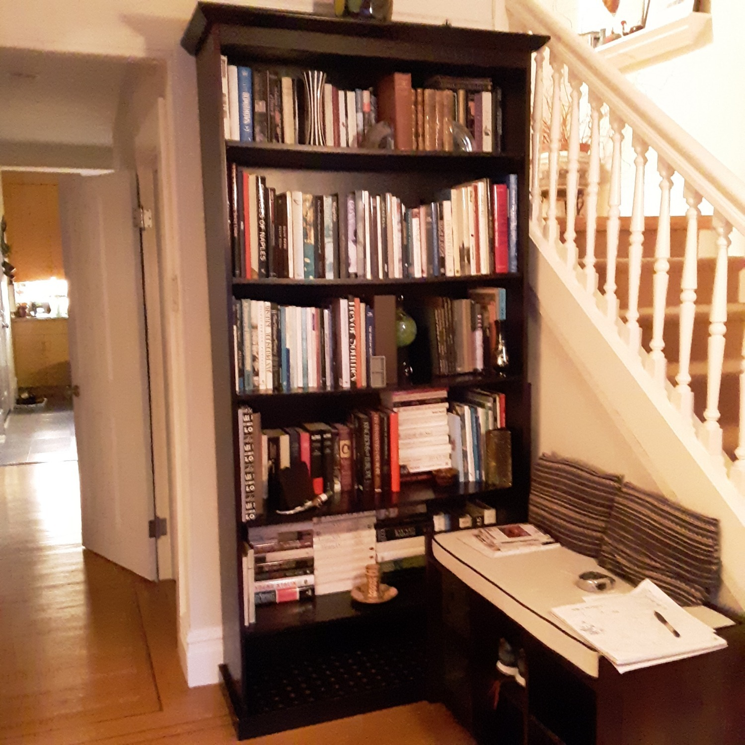 Bookcase purchased in San Francisco at Max Design - image-1