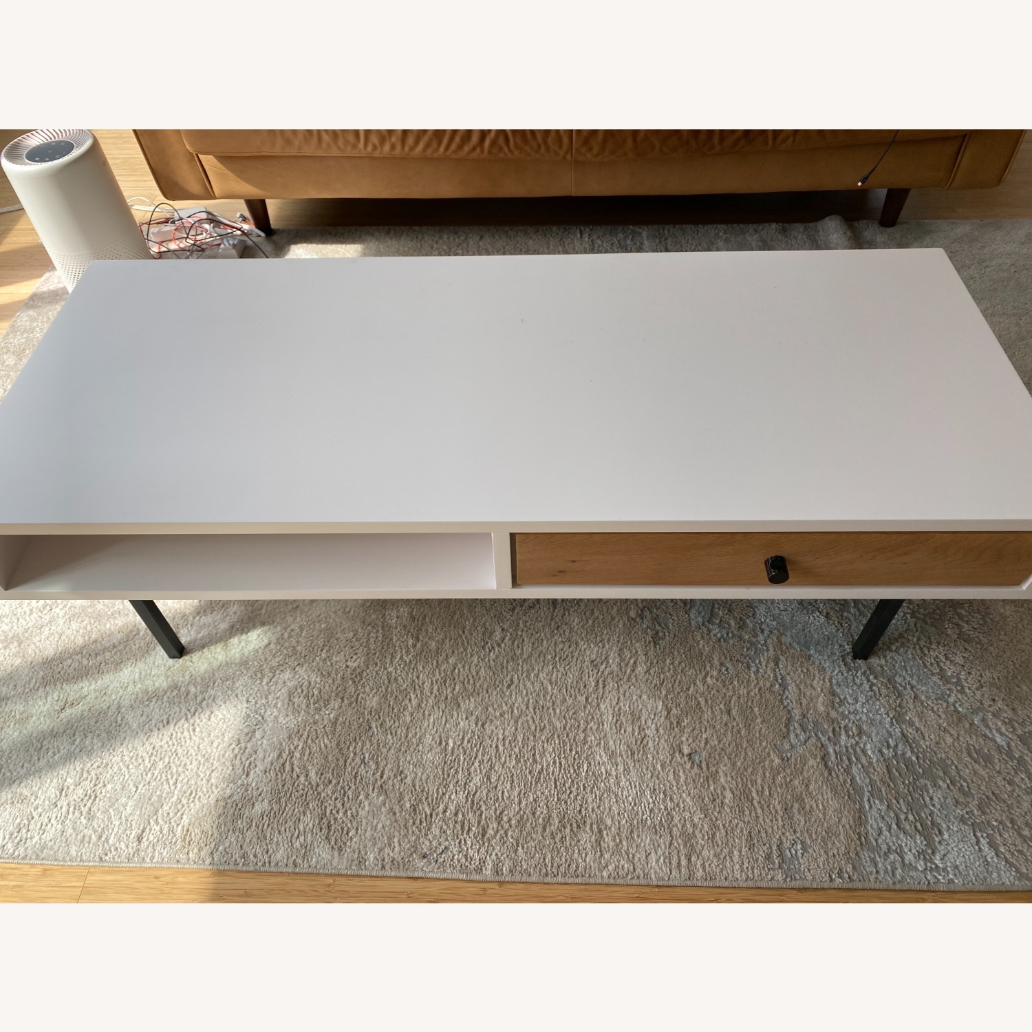 """Article Bios 53"""" Coffee Table - image-1"""