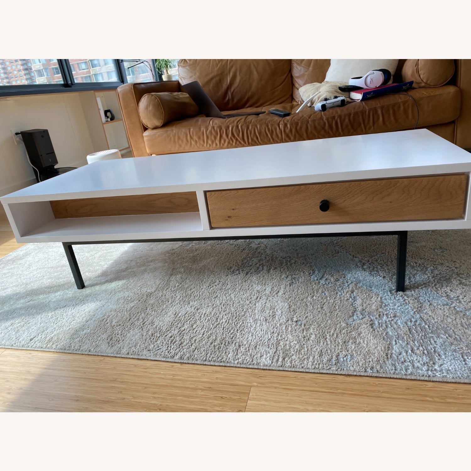 """Article Bios 53"""" Coffee Table - image-3"""