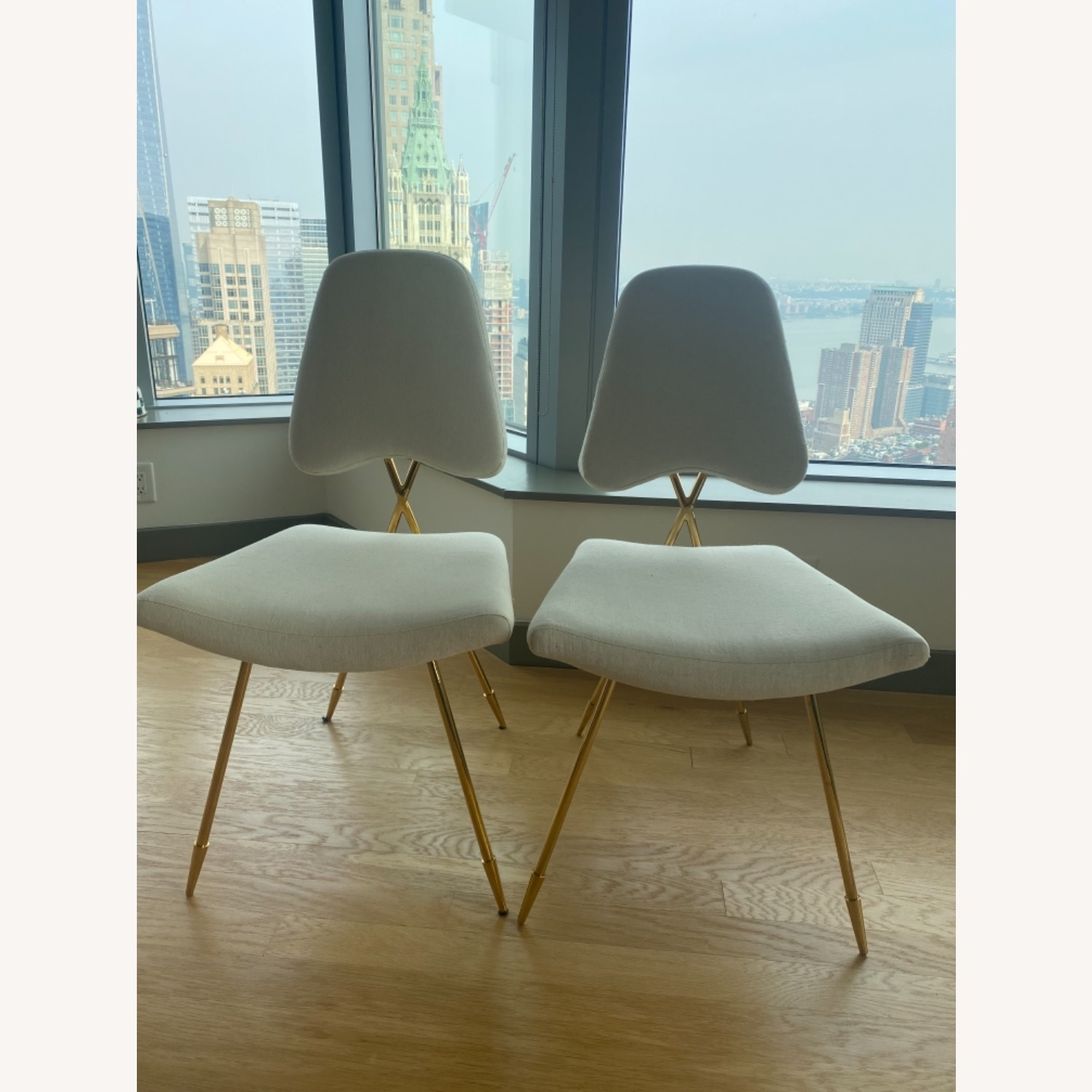 Jonathan Adler Maxime Dining Chairs - image-1